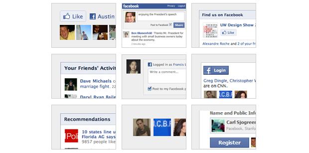 Social Plugins do Facebook dicas da hora