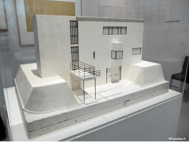 villa unité d'habitation Le Corbusier ,Expo le Corbusier Mesure de l'Homme Beaubourg centre George Pompidou architecture design urbanisme