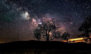 Keindahan Malam Pemberian Tuhan