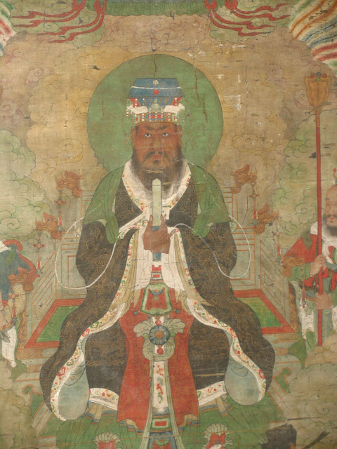 Ming Dynasty Buddhist Painting