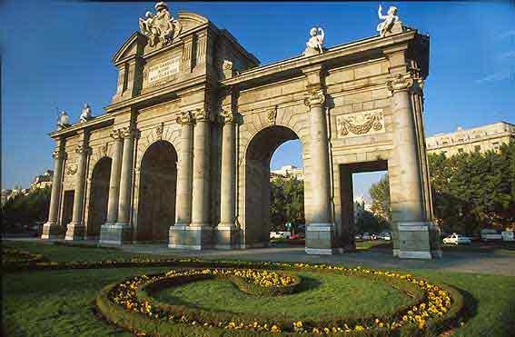 De tapas por Madrid
