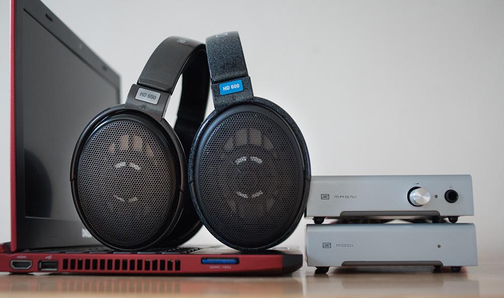 Schiit Modi & Magni + HD600 / HD650