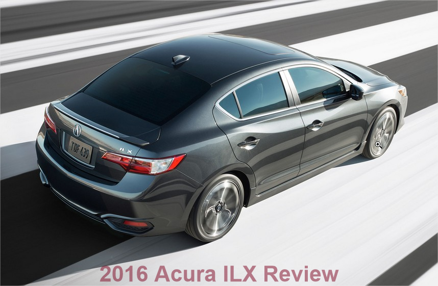the 2016 acura ilx review and pricing car junkie. Black Bedroom Furniture Sets. Home Design Ideas
