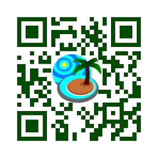 Island QR Code