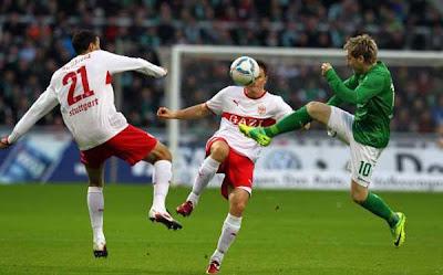 Werder Bremen 2 - 0 VFB Stuttgart (2)