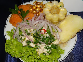 Ceviche huachano