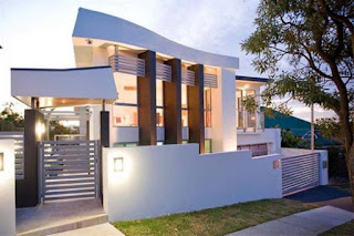Modern Minimalist Home Design Photo