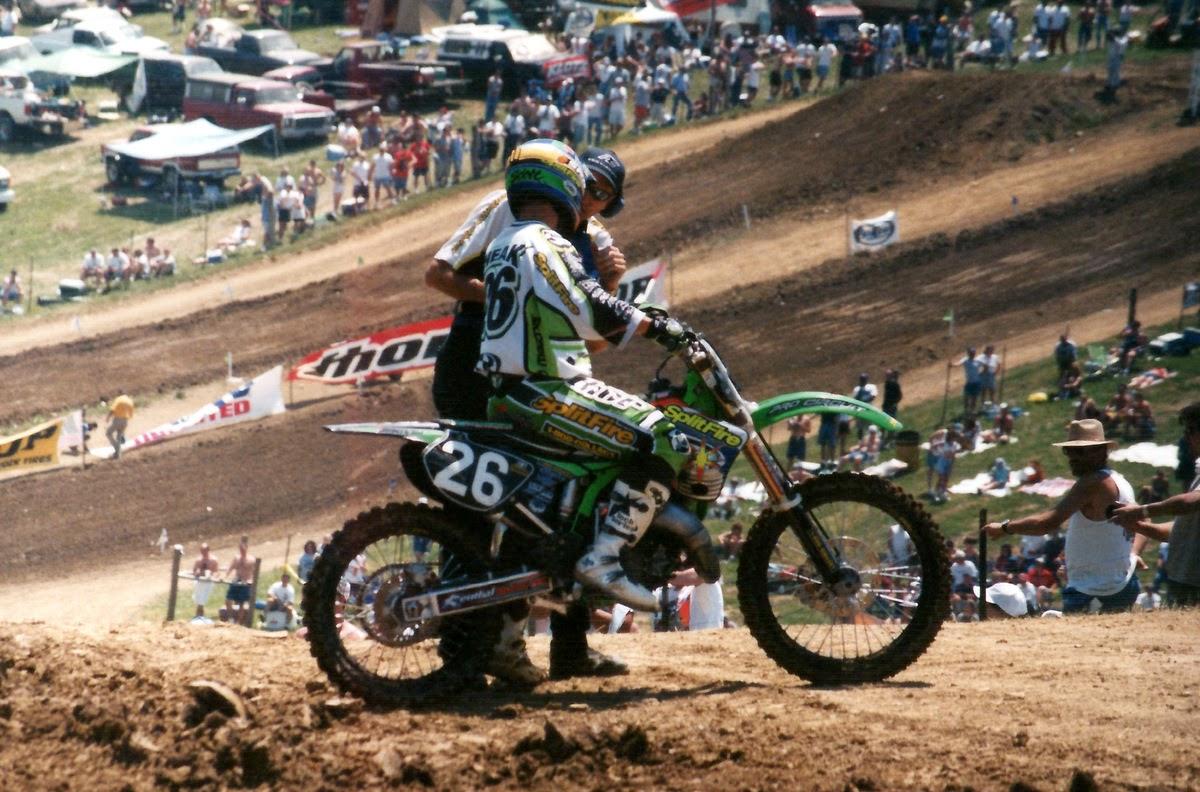 Scott Sheak - High Point 1999