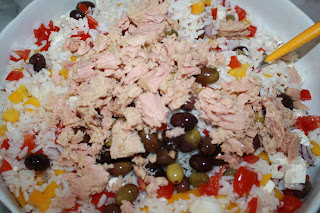 ricetta insalata riso