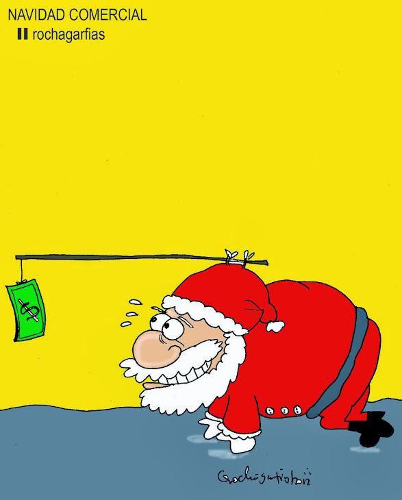 Navidad comercial.