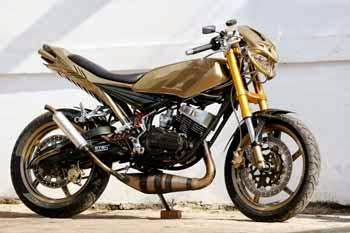 Foto Modifikasi Motor Rx King Cobra