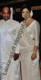 Sanath Jayasuriya - Maleeka Sirisena Wedding Photos