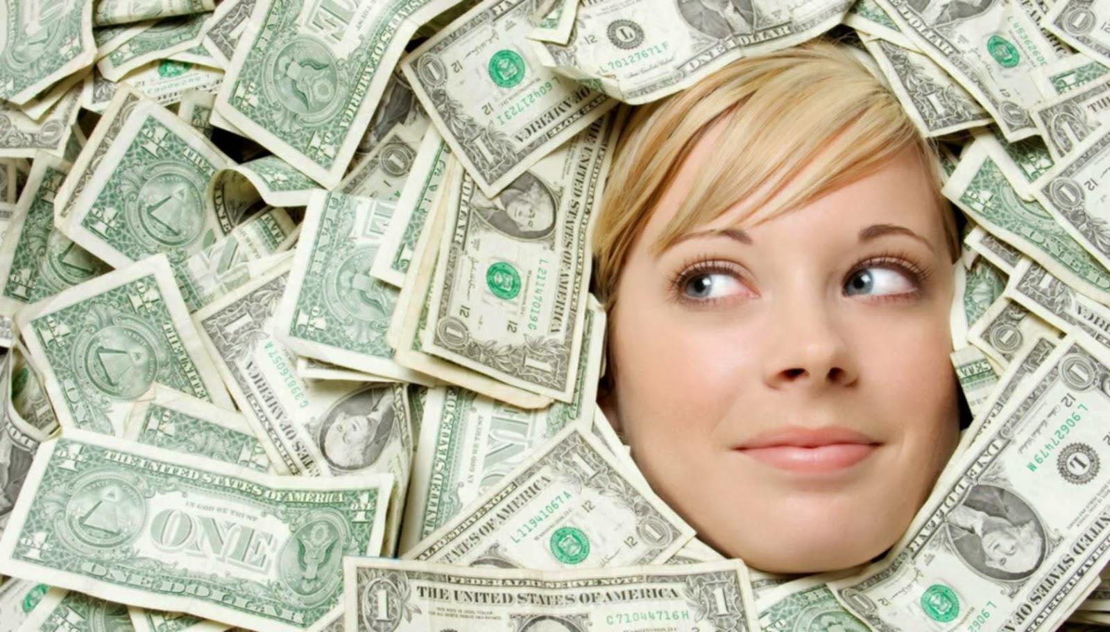 C mo atraer dinero riqueza y abundancia afirmaciones - Atraer el dinero ...