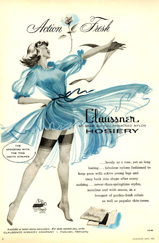 pin up vintage ads
