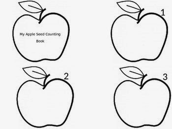 http://www.teacherspayteachers.com/Product/Apple-Seed-Counting-Book-1467703