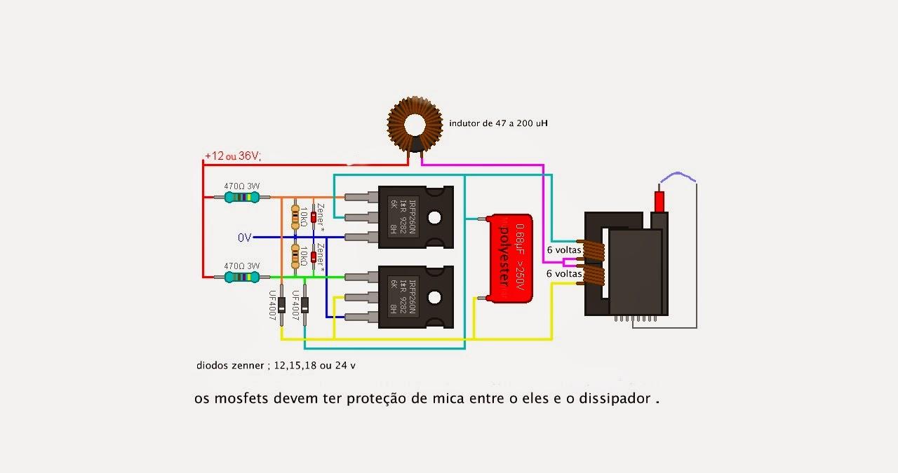 Как сделать усилитель звука на 12 вольт