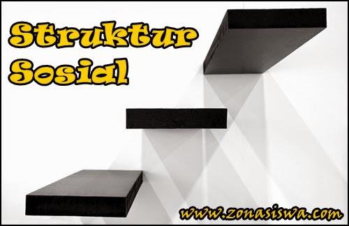 Struktur Sosial | www.zonasiswa.com