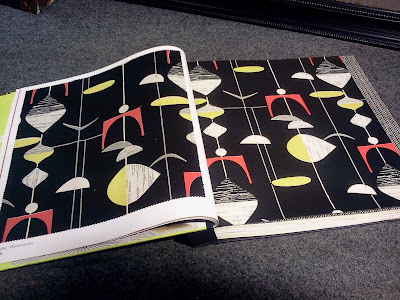 Papeles pintados aribau 50 aniversario de sanderson - Papeles pintados sanderson ...