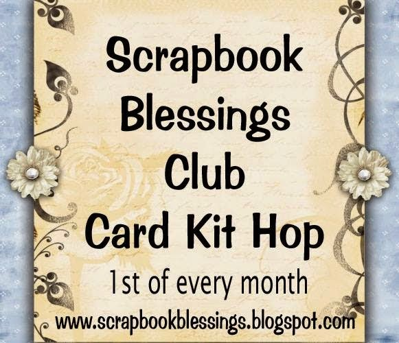 SBC Monthly Card Kit Hop