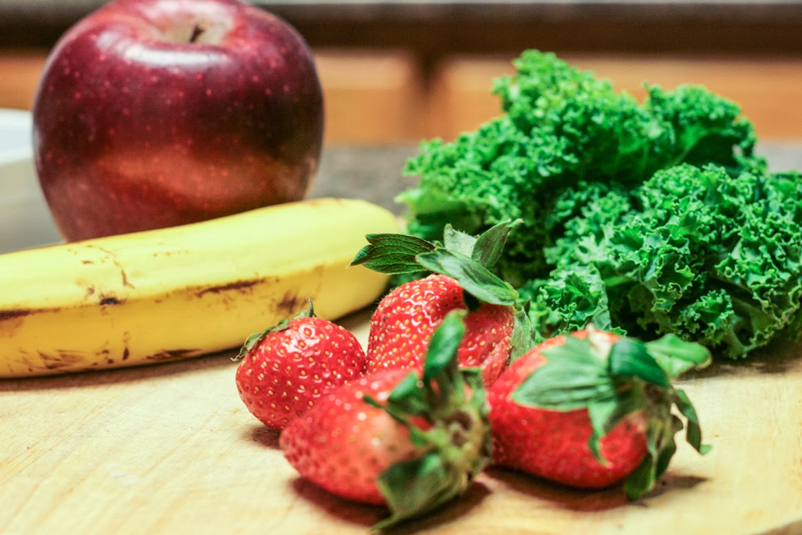 Green Smoothie Fruits