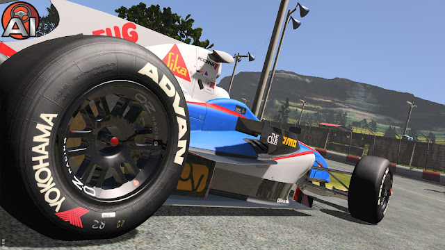rFactor Resources Vuelve