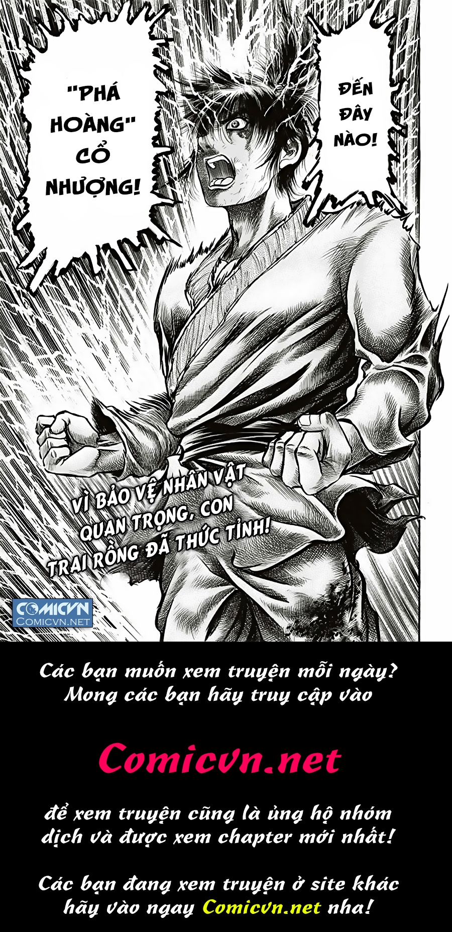 Chú bé rồng-Ryuuroden chap 284.2 Trang 17 - Mangak.info