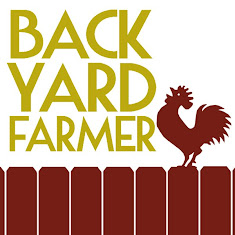 Backyard Farmer Sticker