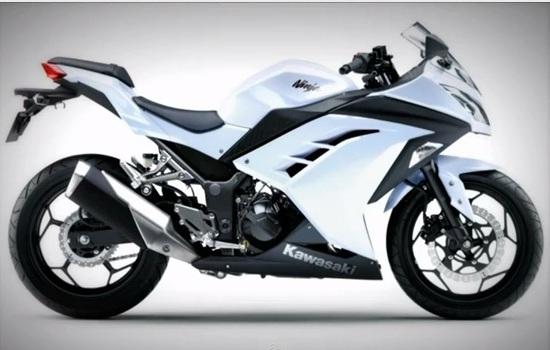 Kawasaki New Ninja 250 FI 2013