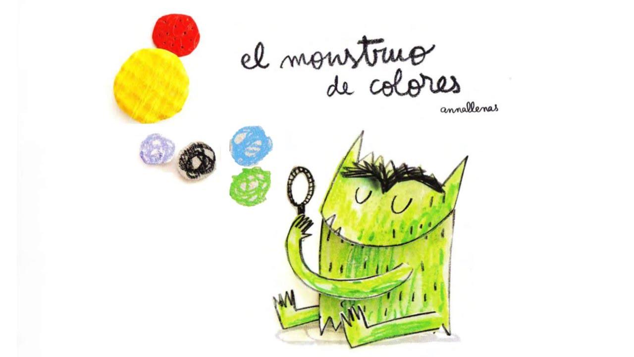 El monstruo de colores (Canción)