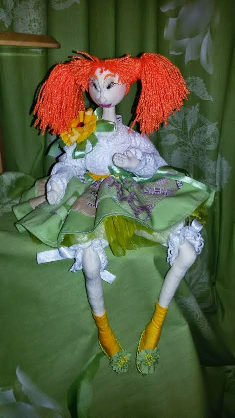 handmade, из ткани, кукла, мягкая игрушка, ручная работа, текстильная кукла