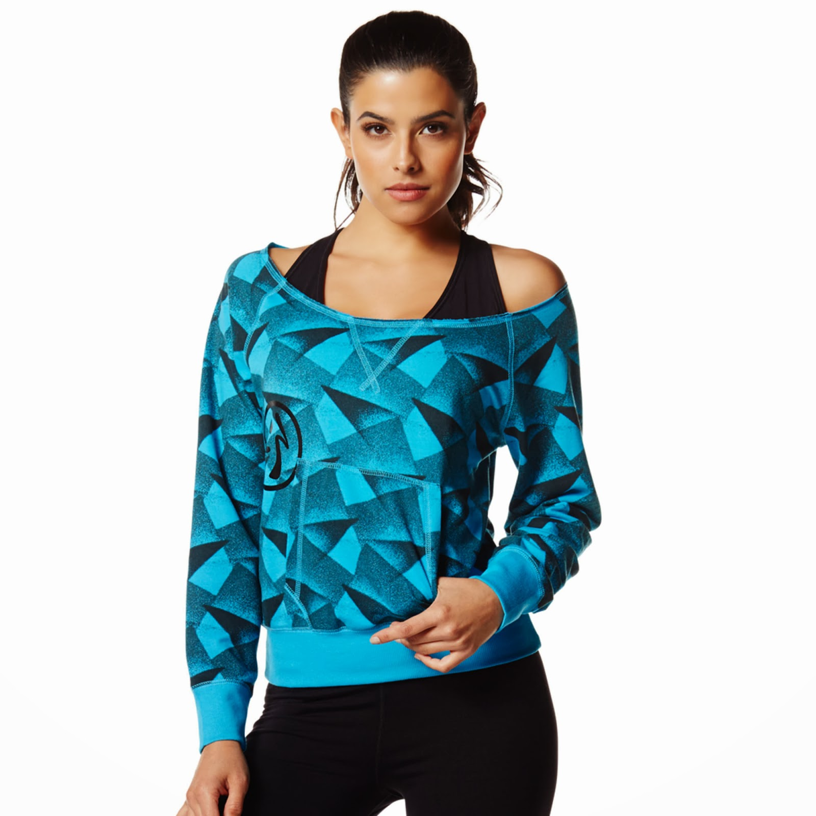 http://www.zumba.com/en-US/store/US/product/print-perfect-boatneck-sweater?color=Bangin+Blue