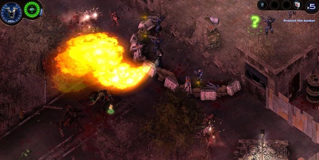 Gratis Download Games Seru Alien Shooter 2 Full Version - PC