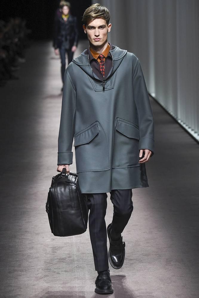Canali Fall/Winter 2016/17 - Milán Fashion Week