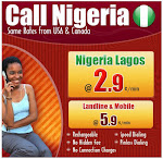 Cheap International calling Negeria