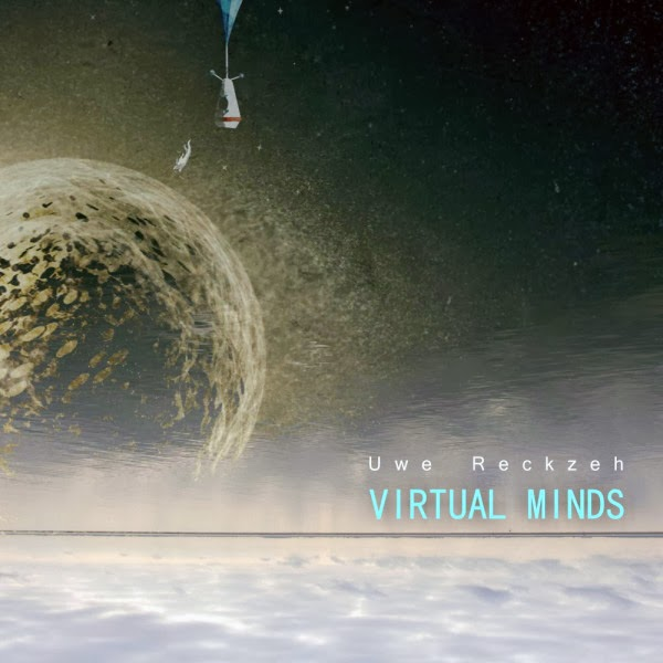 Uwe Reckzeh - Virtual Minds (MellowJet) / source : discogs.com