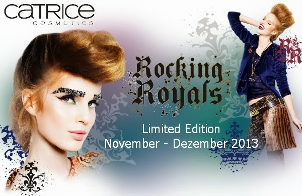 Catrice Rocking Royals Limited Edition - Preview