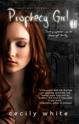 Prophecy Girl by Cecily Whit