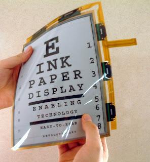 teknologi tinta elektronik