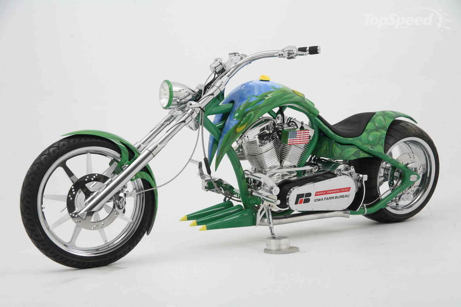 Galería De Fotos Motos Chopper/custom