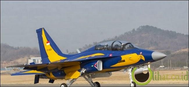 Pesawat jet T-50i