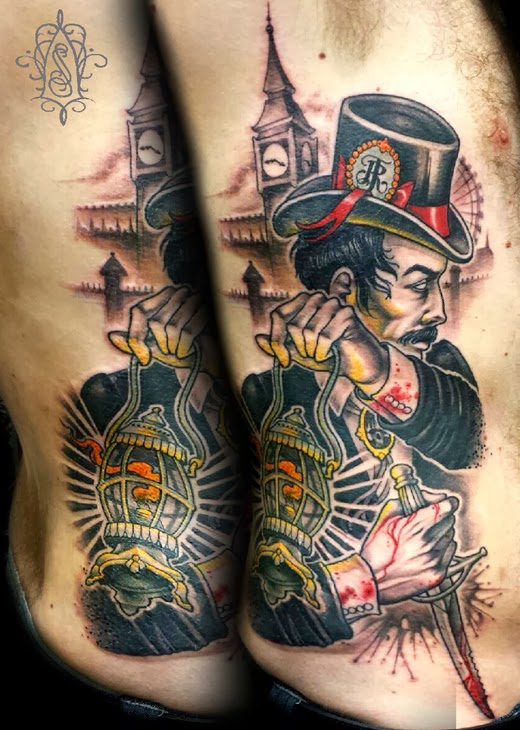 Sam Smith Tattoos Tattoo by Sam Smith