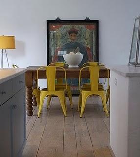 The Classic French Marais Chair