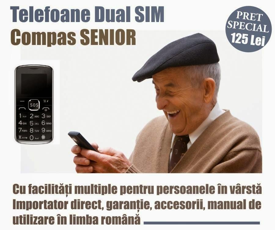 Telefoane SENIOR