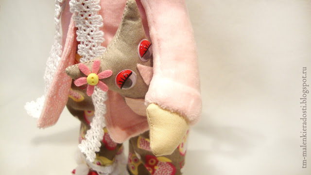 Немецкие ткани с совятами