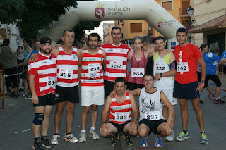 Equipo club maraton benavides leon