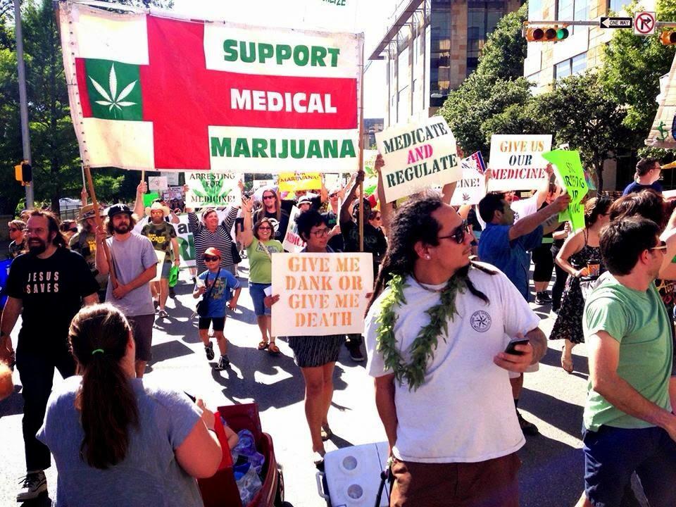 2014 Global Marijuana March