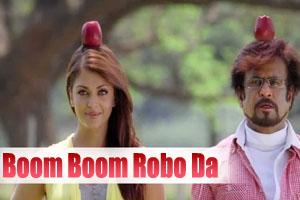 Boom Boom Robo Da