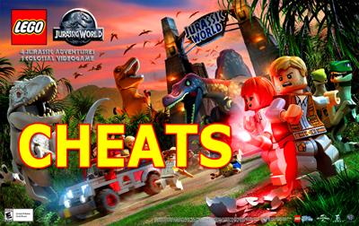 LEGO JURASSIC WORLD DETONADO E CHEATS, CLIQUE NA IMAGEM AQUI: