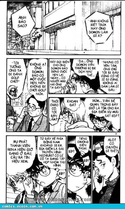 Detective Conan - Thám Tử Lừng Danh Conan chap 501 page 5 - IZTruyenTranh.com