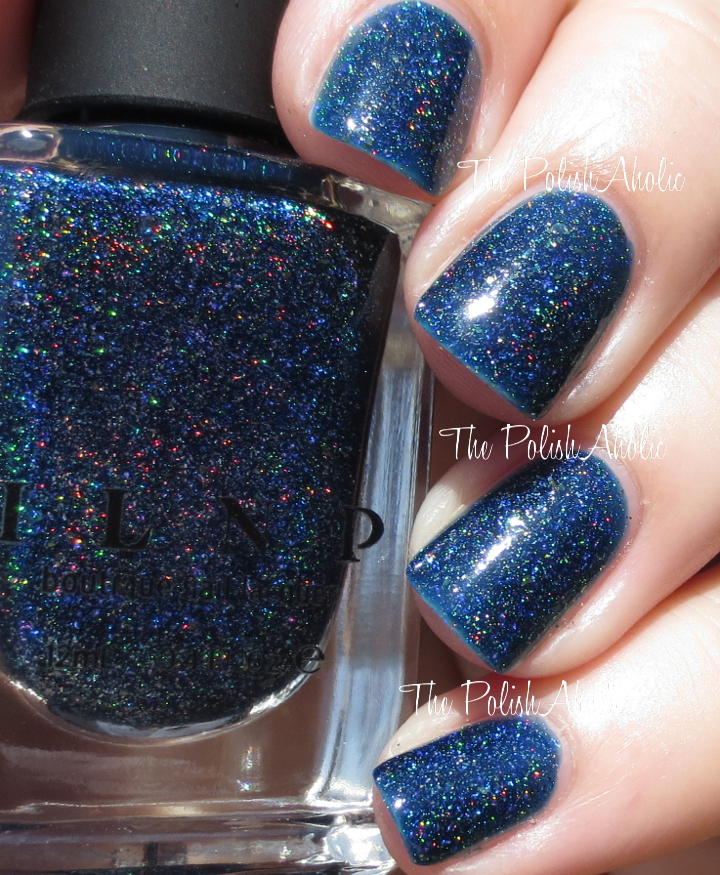 The PolishAholic: ILNP Fall 2015 Collection Swatches & Review